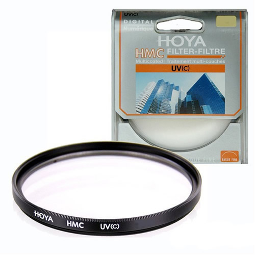HOYA 67mm moldura Slim HMC UV