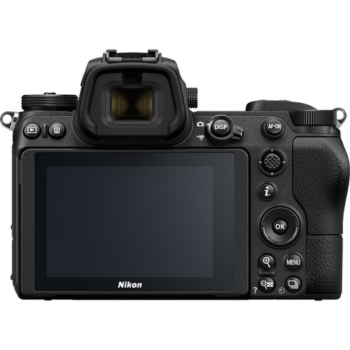 Nikon Z6 Mirrorless com Lente 24-70mm