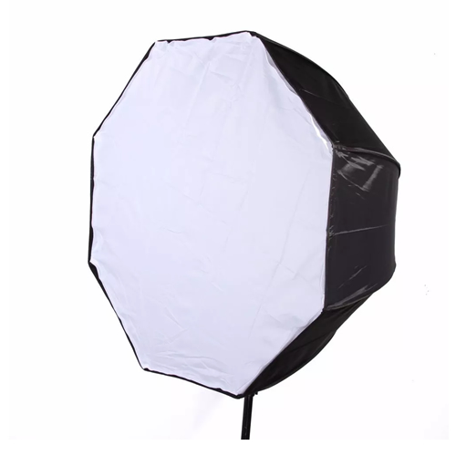 Softbox Sombrinha Octogonal 80cm Universal Octabox