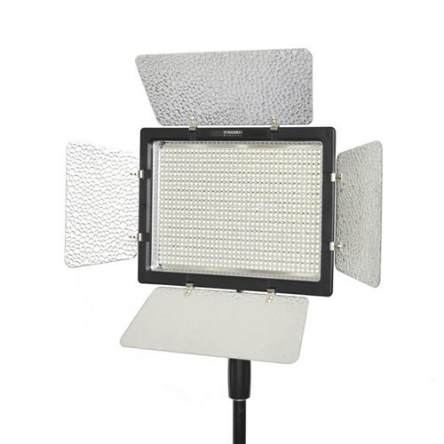 LED YONGNUO YN-900 Pro Video Light/Studio Lamp com 3200k-5500k +