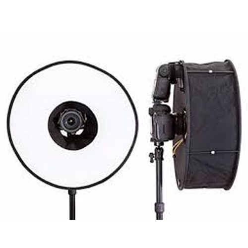 Softbox Ring para Flash de Camera Speedlite Greika